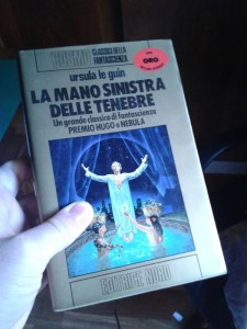 La Mano Sinistra delle Tenebre - U. Le Guin | Lande Incantate
