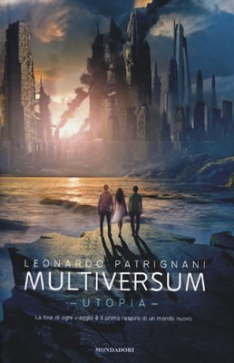Leonardo Patrignani - Multiversum - Utopia (Copertina)