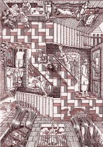 Illustrazione - Su altri piani - Lande Incantate