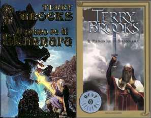 Jerle e Preia - Il primo re di Shannara - Le Lande Incantate
