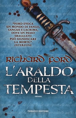 L'Araldo della Tempesta - Richard Ford (cover italiana)