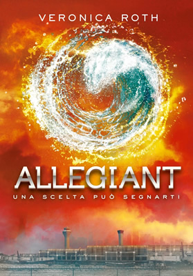 Veronica Roth - Allegiant (Cover Italiana)