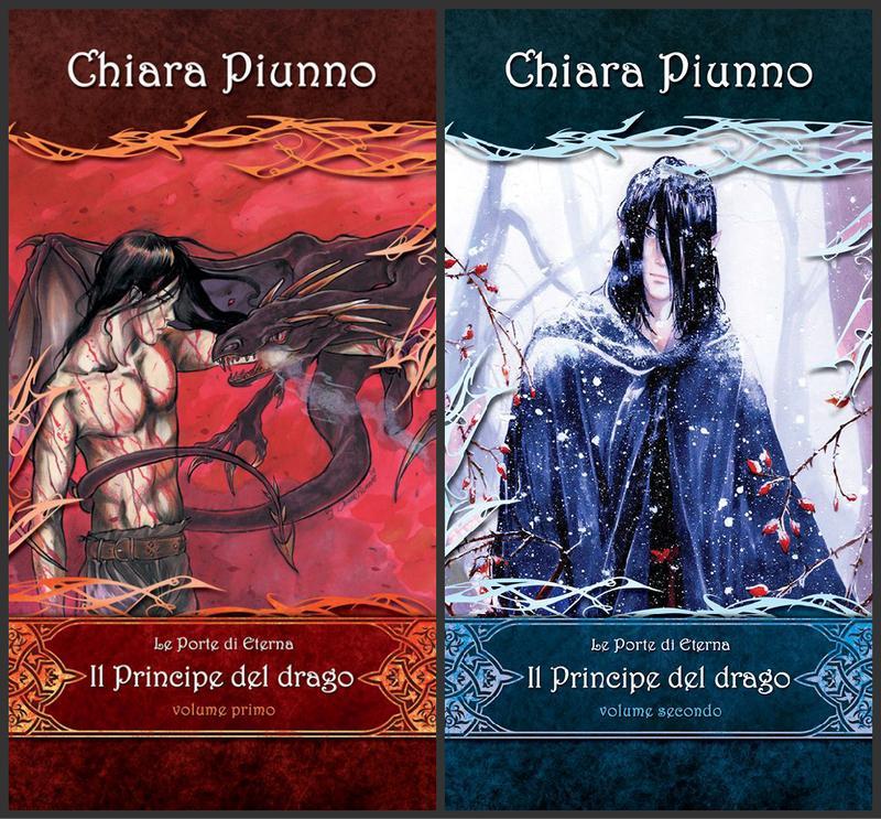 Mèlas e Saphina - Il principe drago - Le Lande Incantate