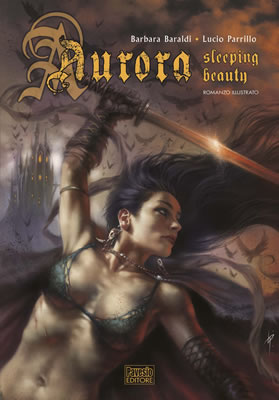 Aurora - Sleeping Beauty - Barbara Baraldi (Cover italiana)