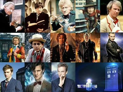Doctor Who - All Thirteen