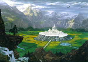 Gondolin - Lande Incantate