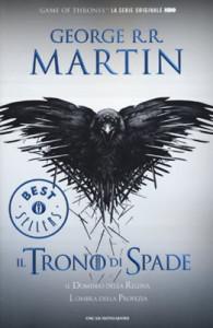 Il Trono di Spade - George R.R. Martin (Cover Italiana)