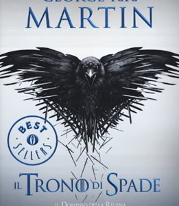 Il Trono di Spade - George R.R. Martin (Cover Italiana) - Lande Incantate