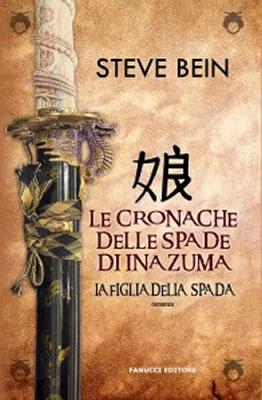 La Figlia della Spada - Steve Bein (Cover italiana)