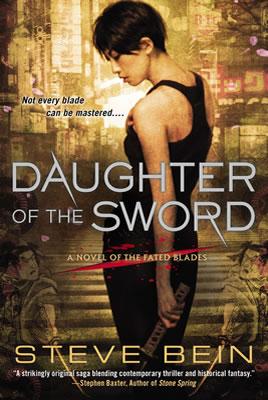 La Figlia della Spada - Steve Bein (Cover originale)