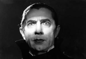 Bela Lugosi nel ruolo di Dracula - Lande Incantate