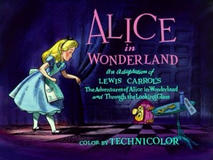 Alice in wonderland - Lande Incantate