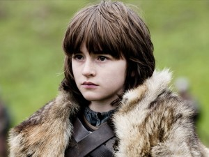Bran Stark - Lande Incantate