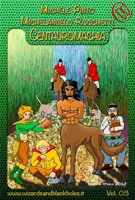 Centauromachia (Cover italiana)