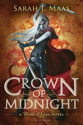 Crown of Midnight - La Corona di Mezzanotte - Sarah J. Maas