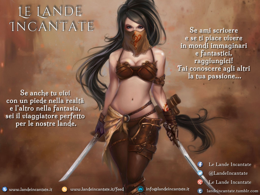 Le Lande Incantate - Collaboratori