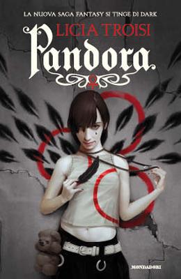 Pandora - Licia Troisi (Cover italiana)