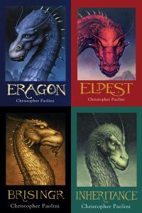 Eragon e Arya  - Il ciclo dell'eredità - Lande Incantate