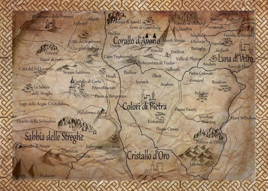 Il Gran Regno - Lande Incantate