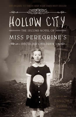 Hollow City - Ransom Riggs (Cover Originale) - Lande Incantate