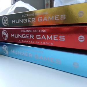 Hunger Games Trilogia - Lande Incantate