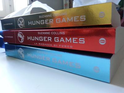 Hunger Games - Libri - Trilogia - Mondadori - Lande Incantate