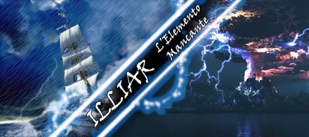 Illiar - L'Elemento Mancante - Le Lande Incantate