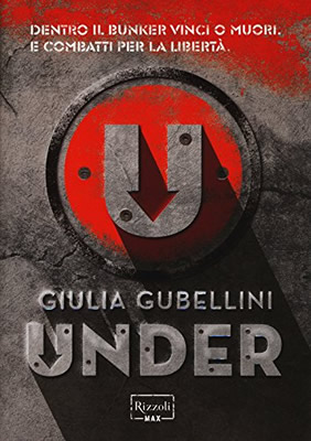 Under - Giulia Gubellini (Cover italiana) - Lande Incantate