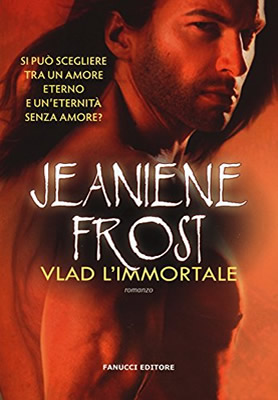 Vlad l'immortale. Night Prince - Jeaniene Frost (Cover italiana) - Lande Incantate