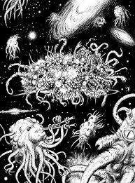 Raffigurazione di Azathoth - Lande Incantate