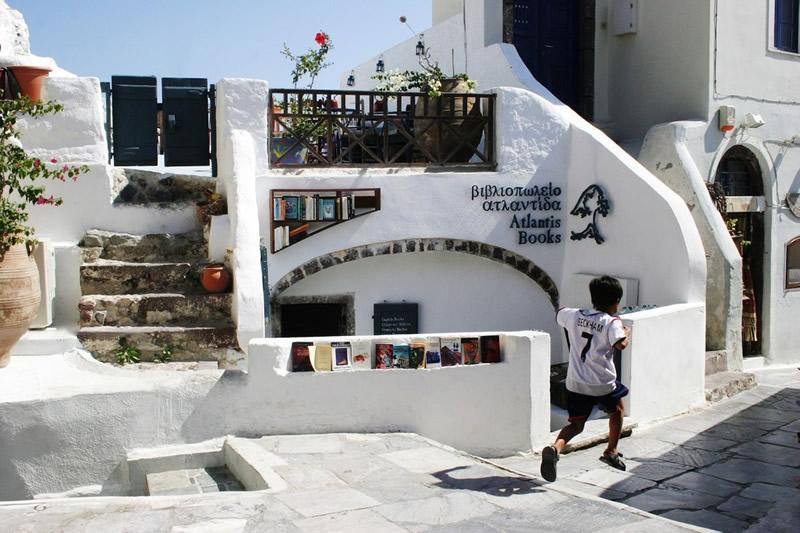Atlantis Books - Santorini (Grecia) 01 - Lande Incantate