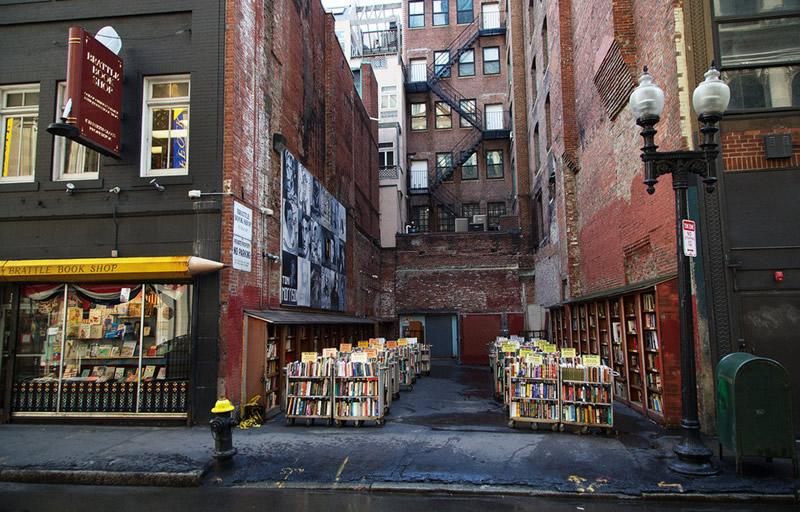 Brattle Book Shop - Boston 02 - Lande Incantate