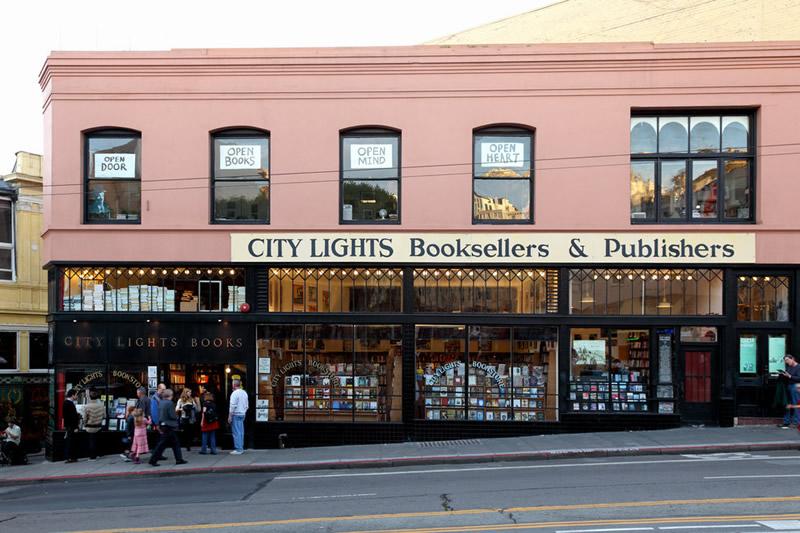 City Lights - San Francisco 02 - Lande Incantate