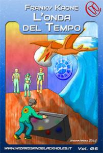 L'Onda del Tempo - Franky Kaone (Cover italiana) - Lande Incantate
