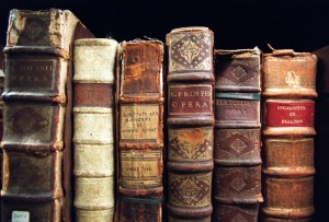 Vecchi libri - Lande Incantate