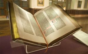 Bibbia di Gutemberg - Lande Incantate