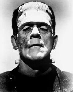 Boris Karloff - Frankenstein - Lande Incantate