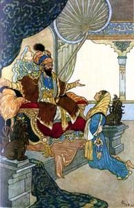 Sultano delle notti d'Arabia - Lande Incantate