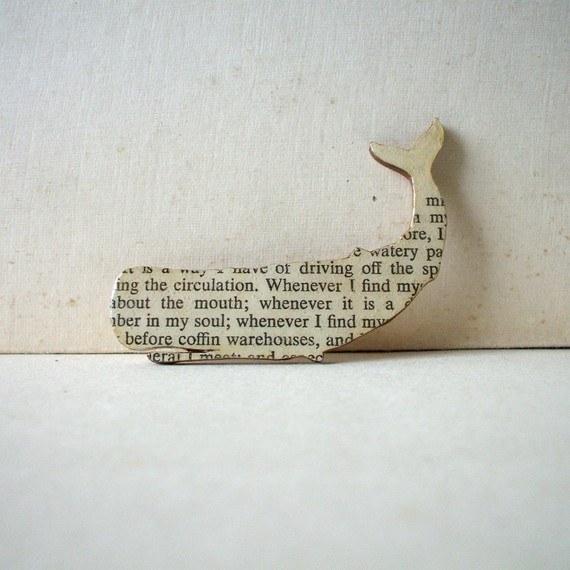 Spilla Moby Dick - Lande Incantate