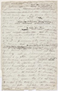 Manoscritto Frankenstein - Lande Incantate