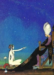 Le mille e una notte - Lande Incantate