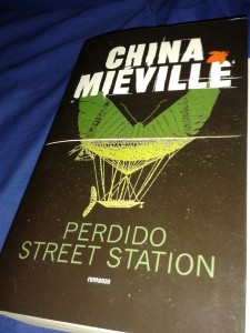 Perdido Street Station - Lande Incantate