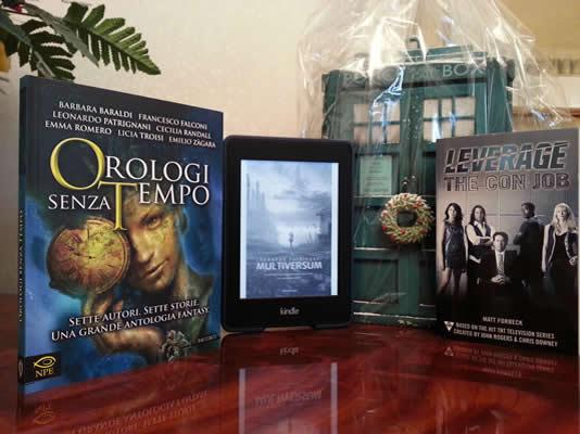 Orologi senza Tempo - Multiversum Leonardo Patrignani - Leverage - Lande Incantate