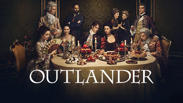 Outlander, seconda stagione - Lande Incantate
