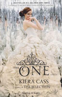 The One - Kiera Cass (Cover italiana) - Lande Incantate