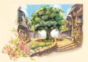 Quercia di Fairy Oak - Lande Incantate