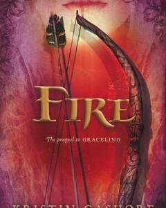Fire - Kristine Cashore - Lande Incantate