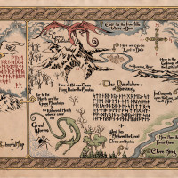 Terra di Mezzo da lo Hobbit