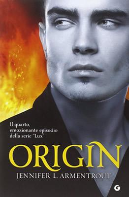 Origin - Jennifer Armentrout (Cover ita) - Lande Incantate