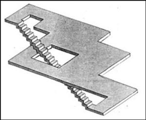 Escher - Lande Incantate